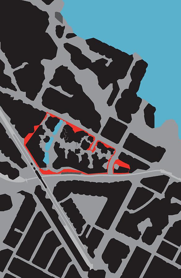 Schwarzplan
