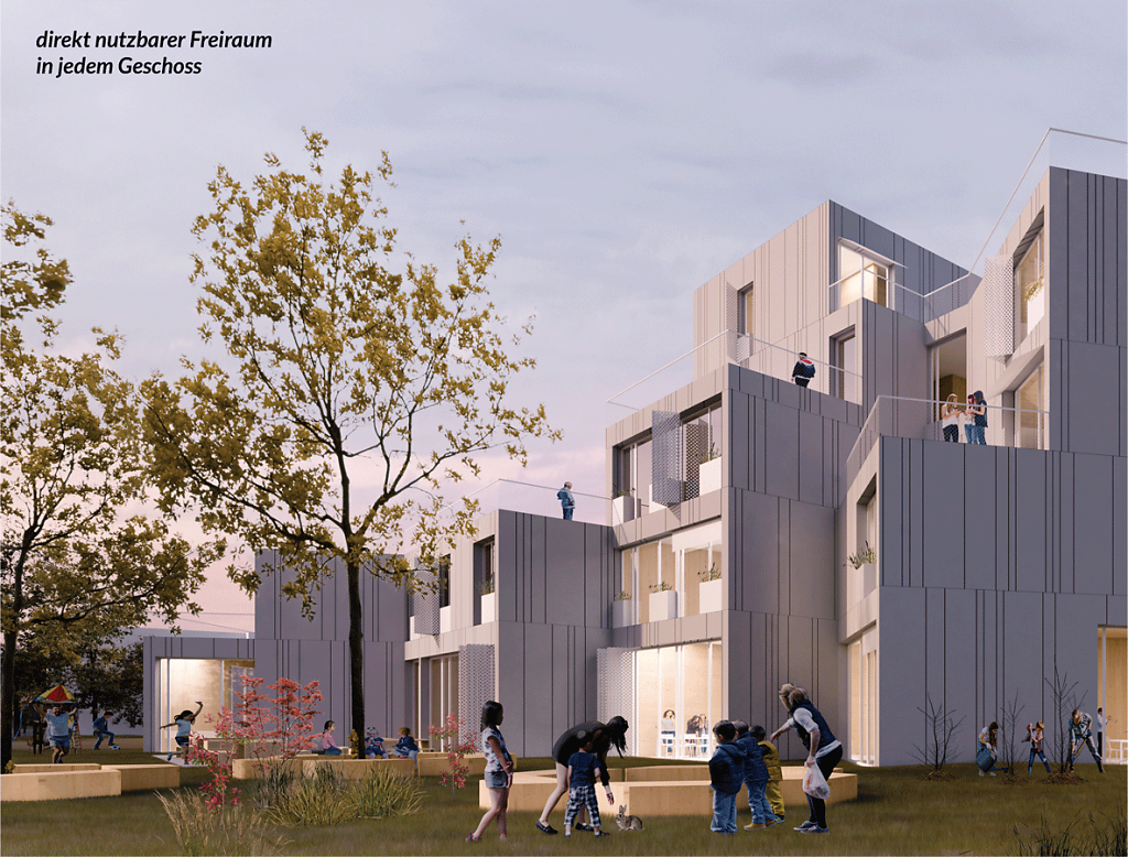 Visualisierung PPAG architects